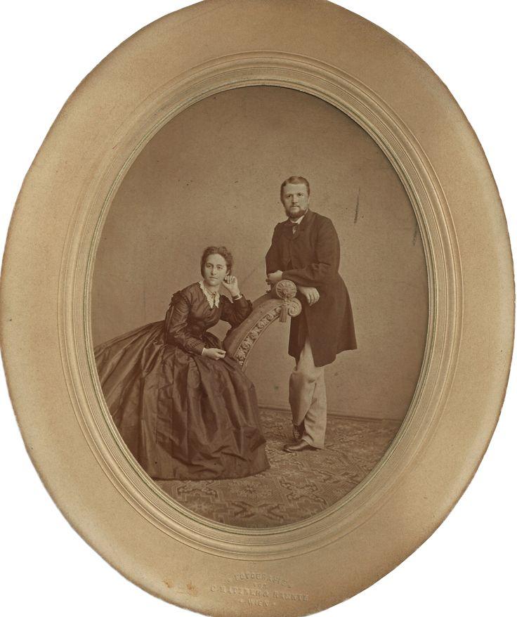 Bertha and Moritz Lowy