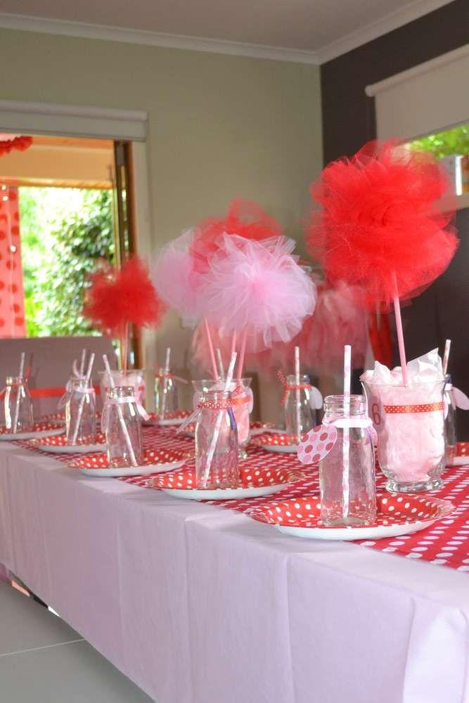 Ballerina Birthday Party Ideas | Photo 27 of 33 | Catch My Party