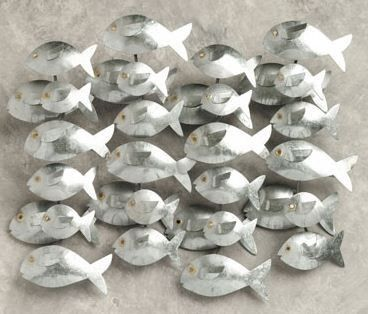 Metal Fish Artwork - Complete Pad ®