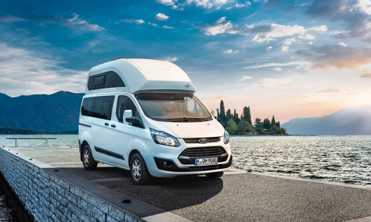 Westfalia Nugget auf Basis Ford Transit Custom | Westfalia Mobil GmbH