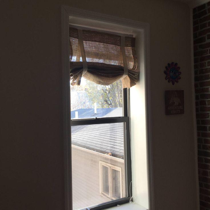 Die besten 25+ Jute gardinen Ideen auf Pinterest Sackleinen - moderne gardinen für wohnzimmer