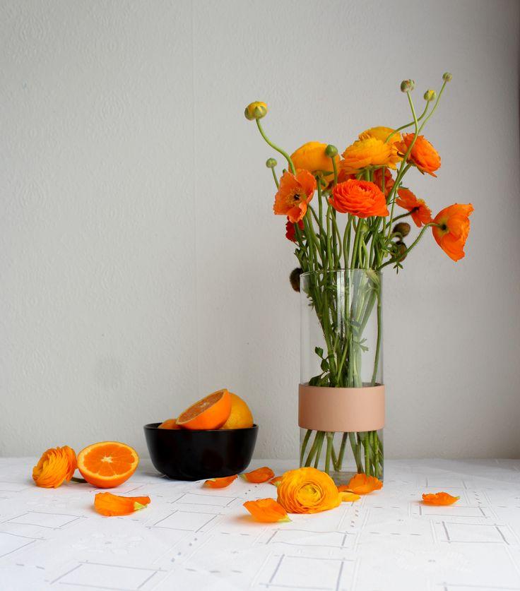 Citrus inspired Florals