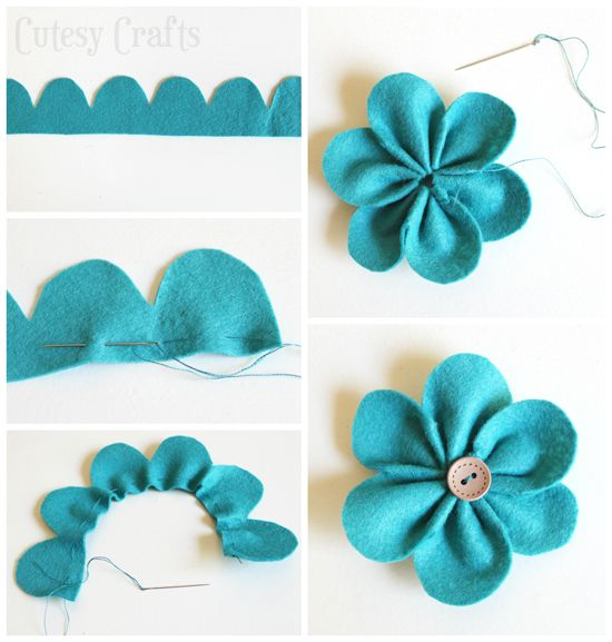 How to make felt flowers! #StaplesBTS #PMedia #ad