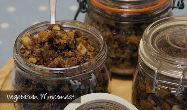 The Delia Smith Project (#88) from Eine Kugel Vanilla: Vegetarian Mincemeat