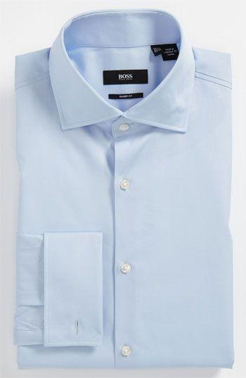 BOSS HUGO BOSS Sharp Fit Dress Shirt   Nordstrom