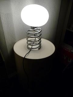 Ingo Maurer lamp