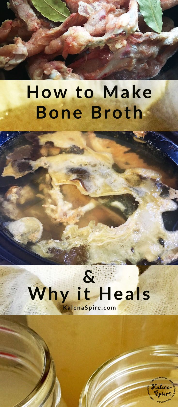 If you're not already consuming bone broth, now is the perfect time to start…