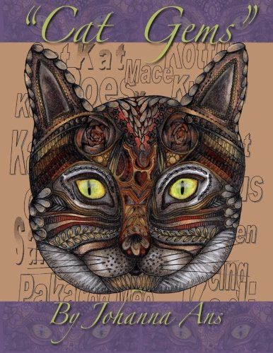 Cat Gems: Global Doodle Gems Presents Cat Gems by Johanna Ans by Global Doodle Gems http://www.amazon.com/dp/879338517X/ref=cm_sw_r_pi_dp_bt8cxb1PBKSJ5