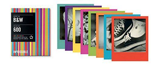 Impossible - 3220 - Edition Limitée - pellicule noir et blanc pour Appareil Polaroid type P600 - cad Impossible http://www.amazon.fr/dp/B00LSYFADY/ref=cm_sw_r_pi_dp_OFMVvb051N6CP