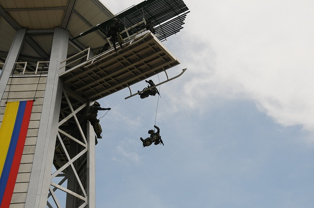 Nuestros policías entrenando por un país mejor.