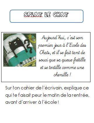 12 Spécial Splat Le Chat Coloriage Gallery   Splat le chat ...