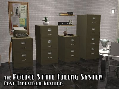 "Male-Order Bride: The ""Police State Filing System"""