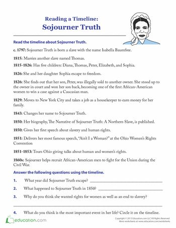 the speeches of sojourner truth and their impact on america There were so many great famous speeches by women that have made an impact on the world,  what were the most famous speeches by women  sojourner truth,.