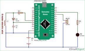 Superb Metal Detector Wiring Diagrams Basic Electronics Wiring Diagram Wiring Digital Resources Cettecompassionincorg