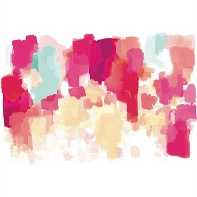 abstract pinks