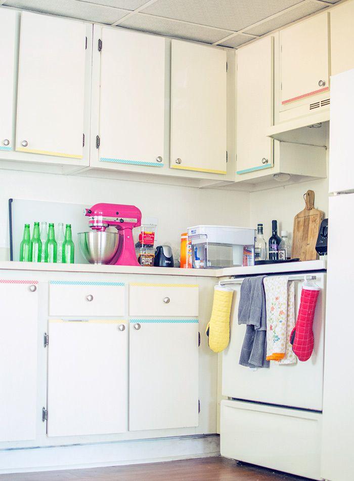 Newlyweds Breathe Color into a Miami Rental   Design*Sponge