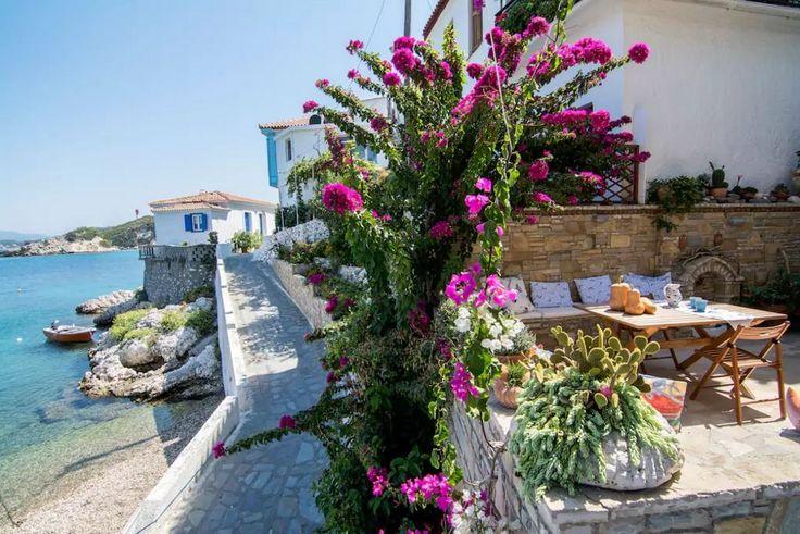 Samos Unterkunft Ferienwohnung Apartment