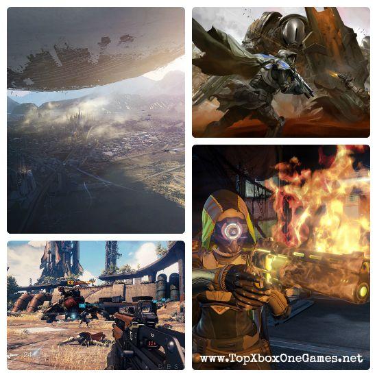 Destiny | TOP XBOX ONE GAMES