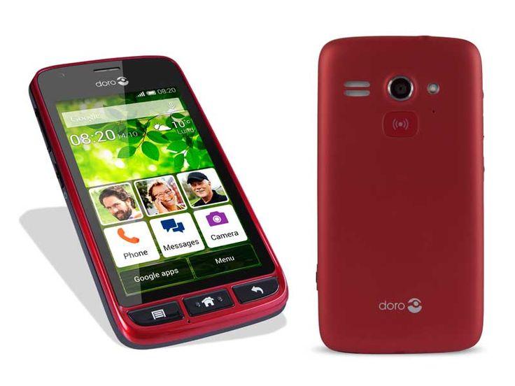 Doro Liberto 820 Mini – chytrý telefon pro seniory