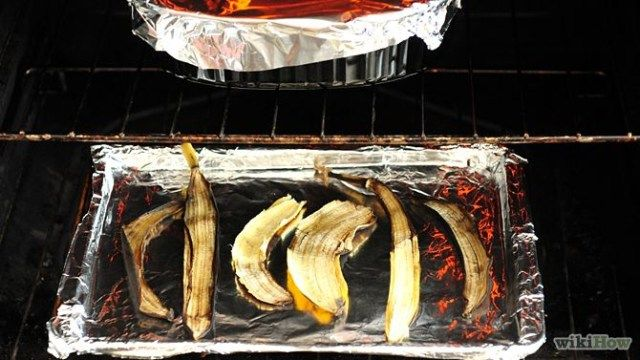 Fertilizzante naturale: le banane