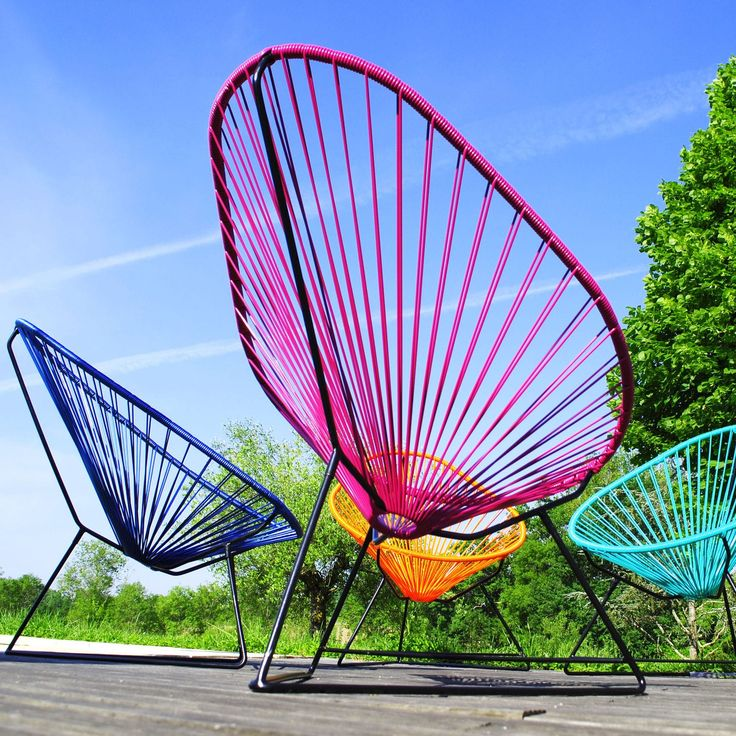 ACAPULCO Chair Colors