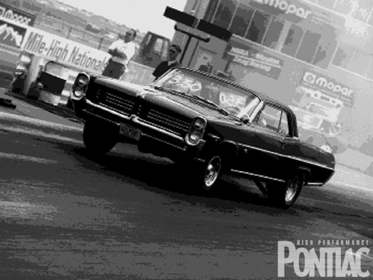 '64 Catalina 2+2 doin' what it's supposed to do ...