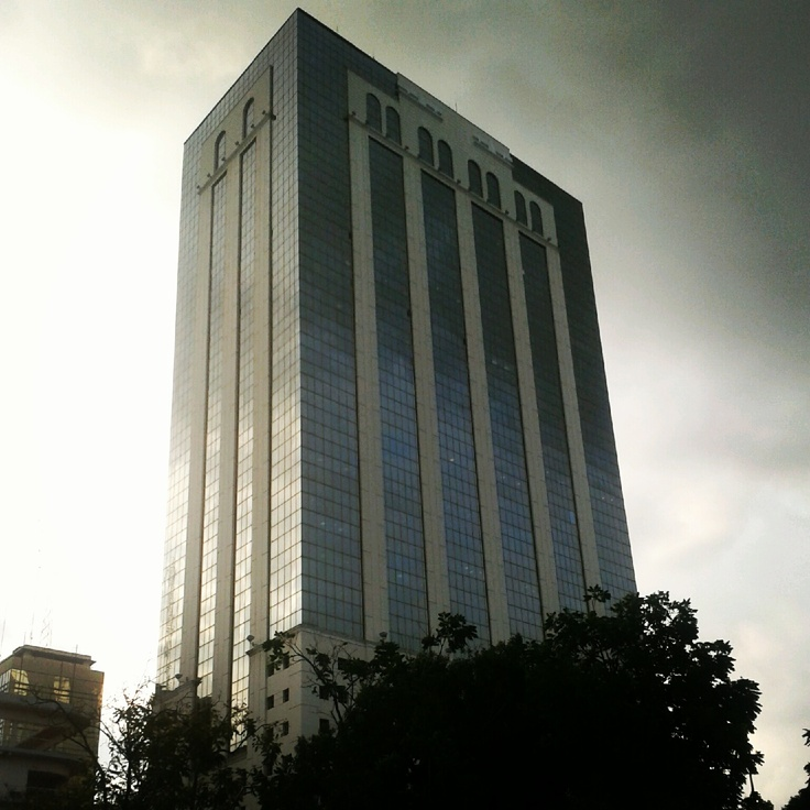 Most taller Skyscrapper of Guayaquil