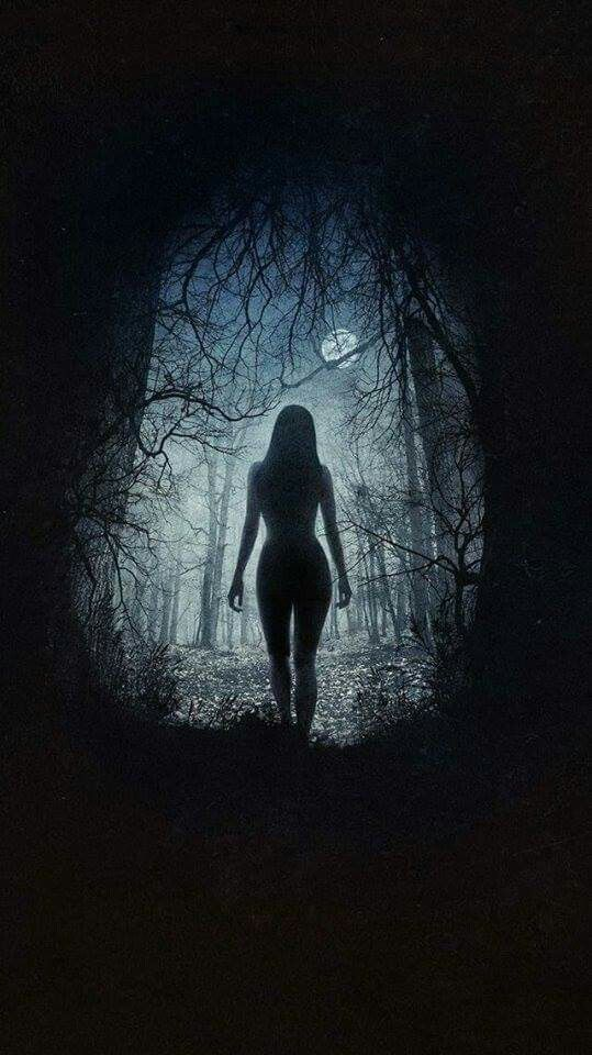 Witch wallpaper image by A.D. Brazeau on Paranormal
