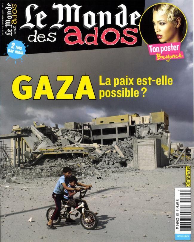 La paix est elle possible à Gaza, petit territoire palestinien dirigé par le Hamas en conflit avec Israël ? C'est la question que pose ce nouveau numéro