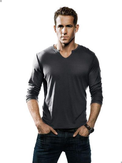 ryan reynolds.. enough said.