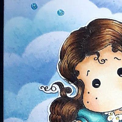 handmade by veer: Hope your birthday is on cloud nine.