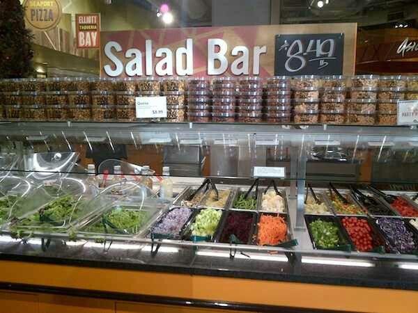 23 best GROW Salad Bar images on Pinterest | Salad bar, Juice bars ...