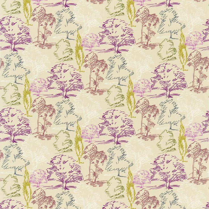 78 Best Colour For Living Fabrics Sanderson Uk Images On