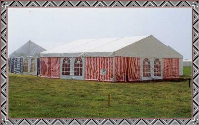 Thank you so much to VIP Marquees for sponsoring our Secretarys Tent - we love it!