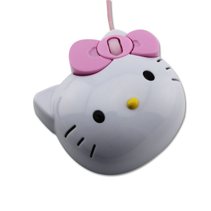 Hello Kitty Mouse //Price: $13.99 & FREE Shipping // World of Hello Kitty http://worldofhellokitty.com/hot-sale-design-wired-optical-pink-hello-kitty-hellokitty-gaming-mouse-mice-mause-for-laptop-notebook-computer-cheap-model/    #collectibles