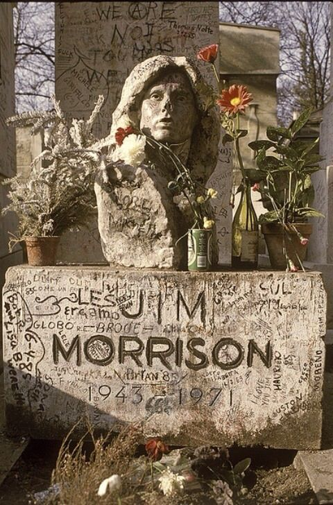 """The Lizard King"" Jim Morrison. Mr Mojo Risin."