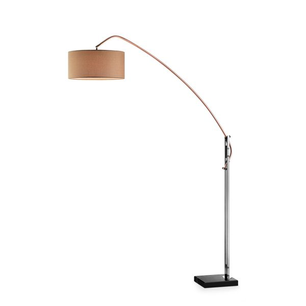 Found it at allmodern avant arched floor lamp
