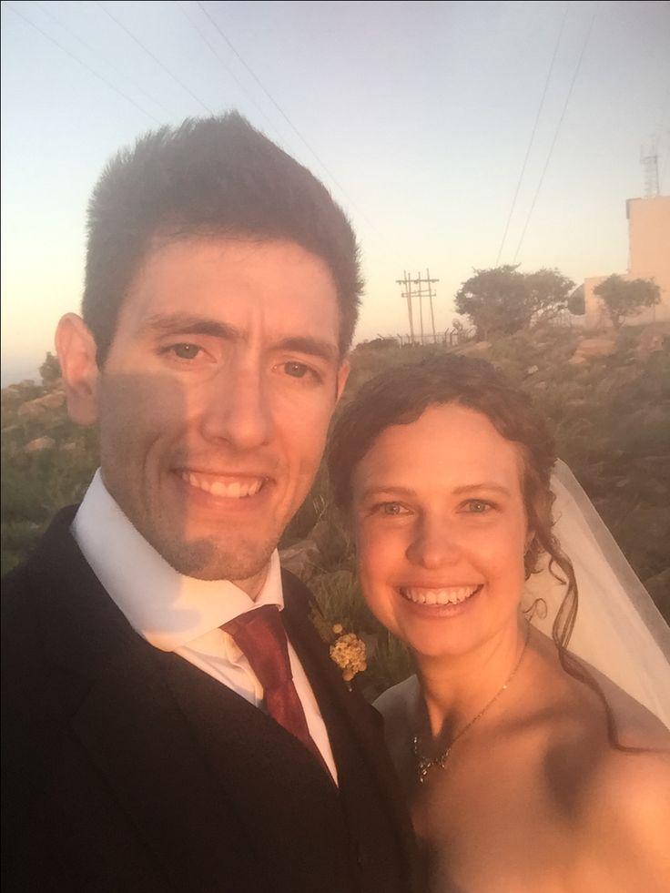 Wedding selfie!