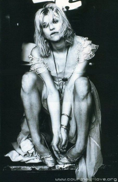 Courtney Love - I LOVE this one, always wanted that dress!