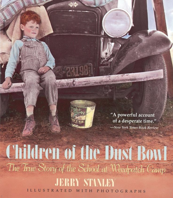 Children of the Dust Bowl by Jerry Stanley | Scholastic