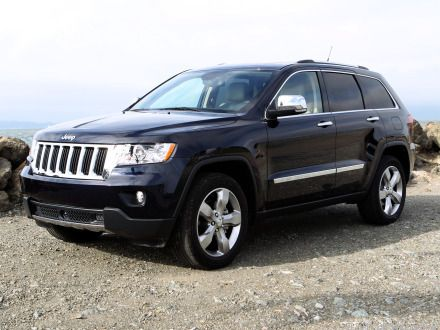 I LOVE my Jeep - 2011 Jeep Grand Cherokee 4x4 Limited via @CNET