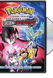 Pokemon Movie 17 Watch Online. mon said to create diamond travels to find Xerneas to help her make a heart diamond to save her home, Ash, Serena, Clemont and Bonnie help her to be safe on the way from thieves.