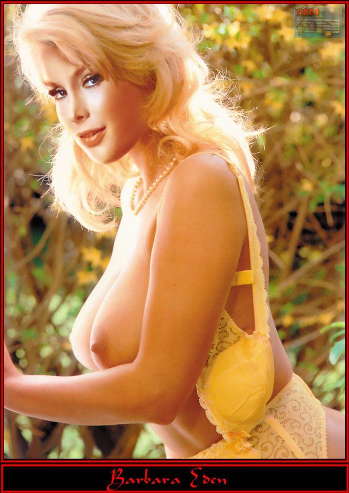 Apologise, but, Barbara eden naked photos opinion you