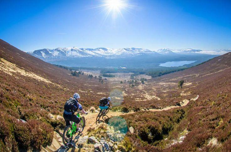 Mountain bike tour(19201080) via Classy Bro