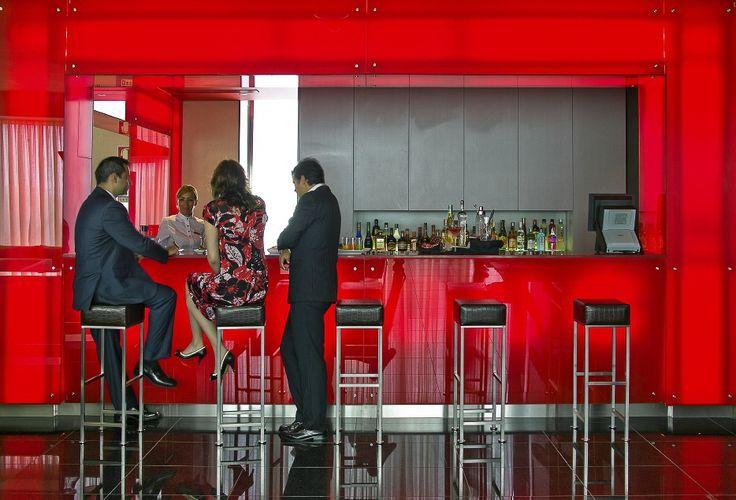 BessaHotel, Boavista, Bar Lounge, MVentura & Partners Architects, Works Management and Supervision by Tirion #hospitality #fourstars #hotel #Porto