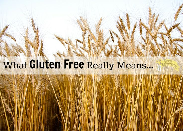 What Gluten Free Really Means http://prairiecalifornian.com/gluten-free-really-means/
