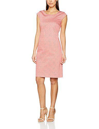 95246ad10 More   More Kleid Vestido para Mujer (Red Currant 2 Color 2547) 38 ...