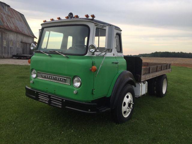 1966 International Harvester COE 1600 Dually Truck Rat Rod Hauler VIDEO for sale: photos, technical specifications, description