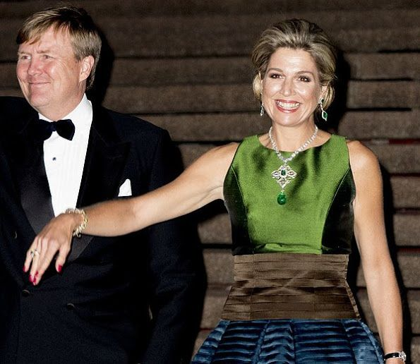 On November 2, 2016, King Willem-Alexander and Queen Maxima of Netherlands, Prime Minister Malcolm Turnbull of Australia and his wife Lucy Turnbull, General Governor Peter Cosgrove of Australia and his wife Lynne Cosgrove attended a concert at Sydney Opera House in Australia.