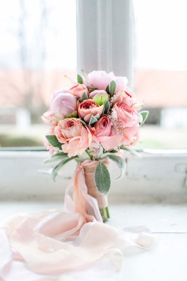 Ein Hochzeitstraum aus Pink & Gold